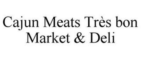 CAJUN MEATS TRÈS BON MARKET & DELI
