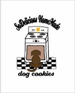SODELICIOUS HOMEMADE DOG COOKIES
