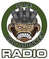 S.O.F BAD MONKEY