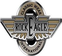 ROCK EAGLE CLASSIC WEAR INTERNATIONAL