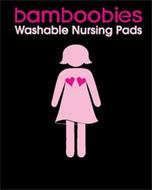 BAMBOOBIES WASHABLE NURSING PADS