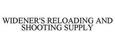 WIDENER'S RELOADING AND SHOOTING SUPPLY