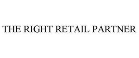 THE RIGHT RETAIL PARTNER