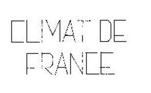 CLIMAT DE FRANCE