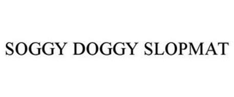 SOGGY DOGGY SLOPMAT