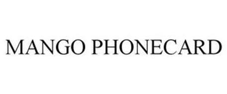 MANGO PHONECARD