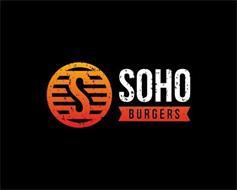 S SOHO BURGERS