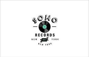 SOHO RECORDS NEW YORK NEW YORK 10013