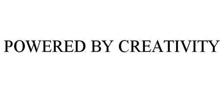 POWERED BY CREATIVITY