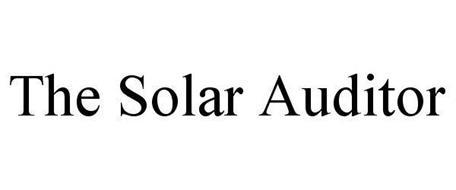THE SOLAR AUDITOR