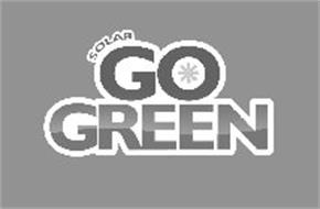 SOLAR GO GREEN