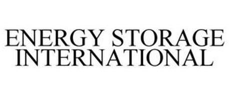 ENERGY STORAGE INTERNATIONAL