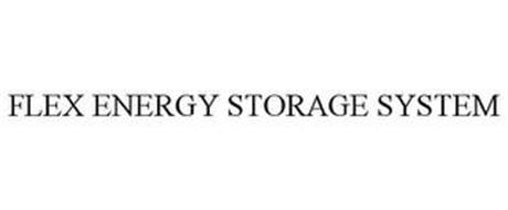 FLEX ENERGY STORAGE SYSTEM