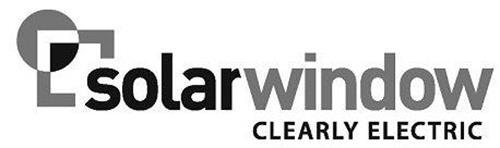 SOLARWINDOW CLEARLY ELECTRIC
