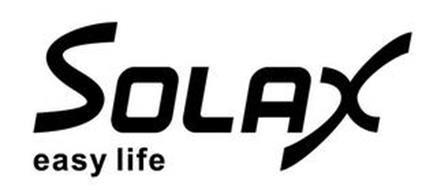 SOLAX EASY LIFE