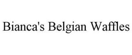 BIANCA'S BELGIAN WAFFLES