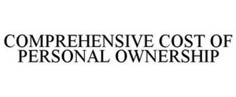 COMPREHENSIVE COST OF PERSONAL OWNERSHIP