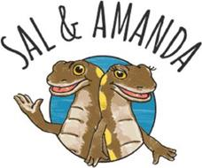 SAL & AMANDA