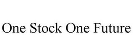 ONE STOCK ONE FUTURE