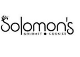 SOLOMON'S GOURMET COOKIES