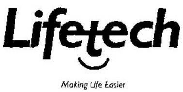 LIFETECH MAKING LIFE EASIER