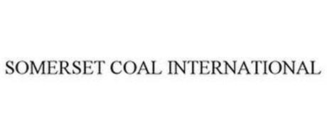 SOMERSET COAL INTERNATIONAL
