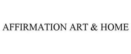 AFFIRMATION ART & HOME