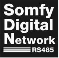 SOMFY DIGITAL NETWORK RS485