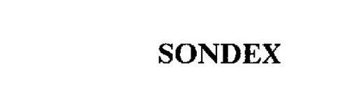 SONDEX