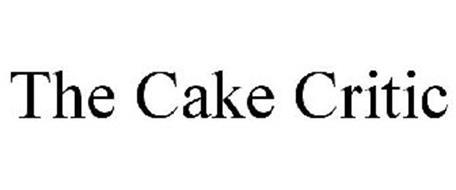 THE CAKE CRITIC