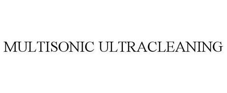 MULTISONIC ULTRACLEANING