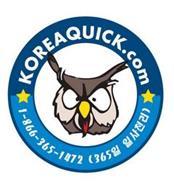 KOREAQUICK.COM 1-866-365-1472 (365   )