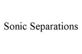 SONIC SEPARATIONS