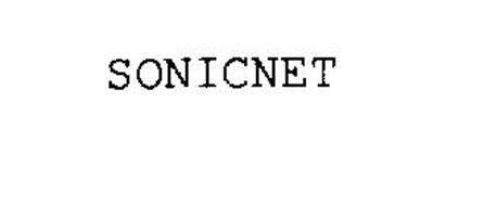 SONICNET