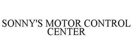 SONNY'S MOTOR CONTROL CENTER