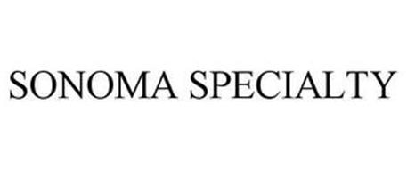 SONOMA SPECIALTY