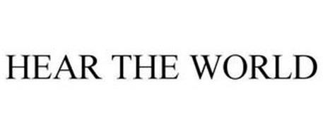 HEAR THE WORLD