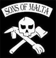 SONS OF MALTA CHARITY LOYALTY CHIVALRY DISCIPLINE GALLANTRY GENEROSITY PROTECTION DEXTERITY