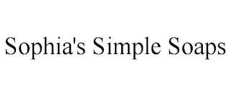 SOPHIA'S SIMPLE SOAPS
