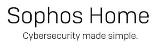 SOPHOS HOME CYBERSECURITY MADE SIMPLE.