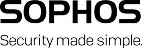 SOPHOS SECURITY MADE SIMPLE