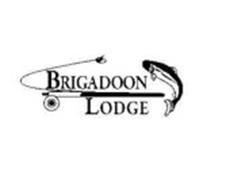 Brigadoon lodge trademark of soque river enterprise llc for Renew ga fishing license