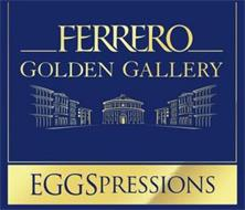 FERRERO GOLDEN GALLERY EGGSPRESSIONS