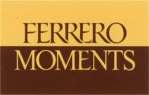 FERRERO MOMENTS