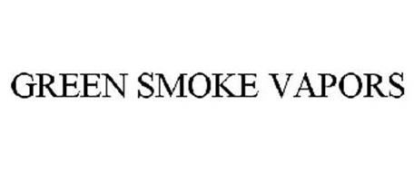 GREEN SMOKE VAPORS