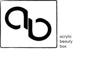AB ACRYLIC BEAUTY BOX