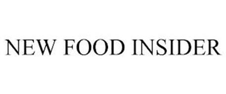 NEW FOOD INSIDER