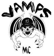 VAMPS MC 13
