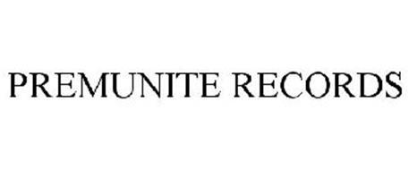 PREMUNITE RECORDS
