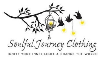 SOULFUL JOURNEY CLOTHING IGNITE YOUR INNER LIGHT & CHANGE THE WORLD
